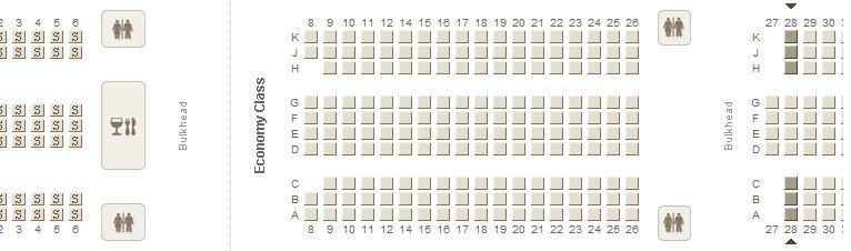aisle or window seat