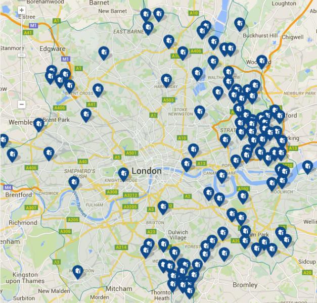 London Property £190-200k June 2015